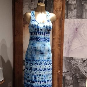 Love tie dyed dress